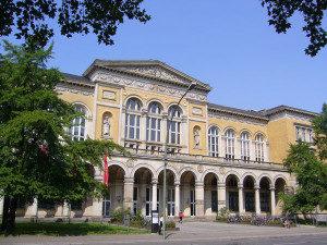 Universität der Künste Berlin, Gebäude in der Bundesallee 1-12. // Foto: Pressefoto