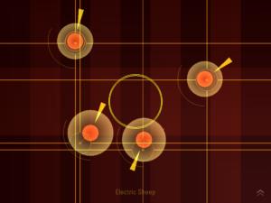 Screenshot TC-Performer während des Spiels