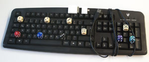 USB-Tastatur als Footcontroller für Loopy