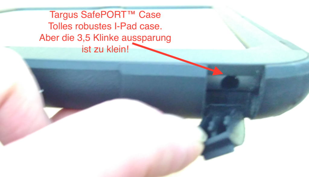 SafePort (Militär Standard Heavy Duty Case)