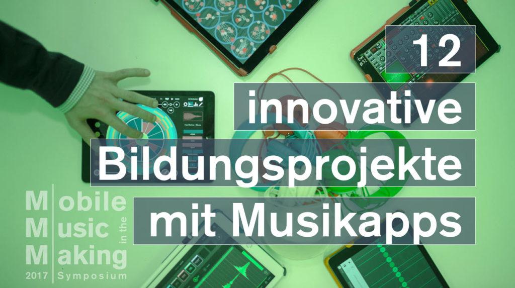 innovative Bildungsprojekte mit Apps
